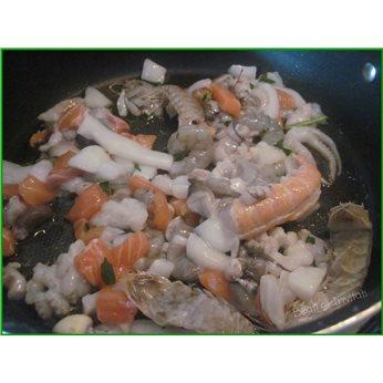 Preparato Di Pesce Misto Senza Spine Per Pasta Pesce Online Roma